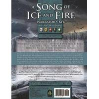 A Song of Ice and Fire Roleplaying Narrator's Kit, Revised Edition (Övrigt format, 2017)