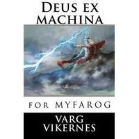 Deus Ex Machina: For Mythic Fantasy Role-Playing Game (Häftad, 2016)