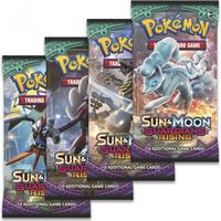 Övriga Pokemon (TCG): Sun & Moon Guardians Rising Booster (10 kort)