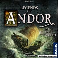 Kosmos Legends of Andor: Journey to the North (Exp.)