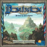 Rio Grande Games Dominion Second Edition (Eng) (Engelska)