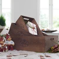 Klarborg Trækasse Julepynt Bokse & Æsker