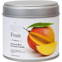 Shearer Candles Fruit Natural Spa Candle Tin