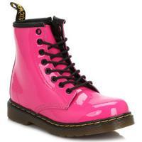 Dr Martens Dr. Martens Junior Delaney Hot Pink Boots