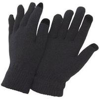 MTU Touch Gloves one size Black