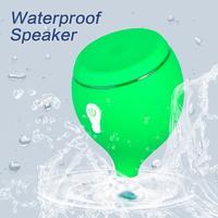 IPX6 vandtæt Bluetooth højtaler / Shower Bluetooth Speaker - Grøn