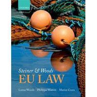 Steiner & Woods Eu Law, Hæfte