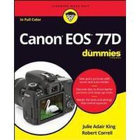Canon EOS 77d for Dummies, Hæfte