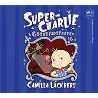 Super-Charlie och gosedjurstjuven (Ljudbok nedladdning, 2012)