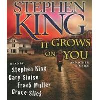 It Grows on You: And Other Stories (Ljudbok CD, 2009)
