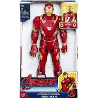 """Hasbro Marvel Avengers 12"""" Electronic Iron Man C2162"""