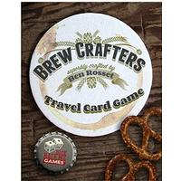 Greater Than Games Brew Crafters: The Travel Card Game Resespel