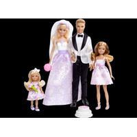 BARBIE Wedding Gift Dolls Set