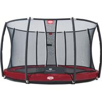 Berg Elite InGround + Safety Net T-series 330cm