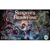 Flying Frog Productions Shadows of Brimstone: Swamps of Death (Engelska)