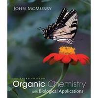Organic Chemistry With Biological Applications, Hardback