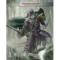 Dungeons & Dragons: The Legend of Drizzt, Hardback
