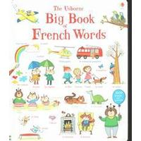 Big Book of French Words, Papbog