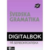 Mål Svensk grammatik på serbokroatiska Digital u ljud (Övrigt format, 2013)