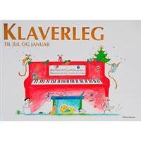 Klaverleg: til jul og januar, Hardback