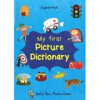 My First Picture Dictionary: English-Hindi with Over 1000 Words (Häftad, 2016)