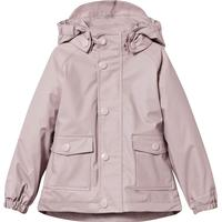 Mini A Ture Julien Lining Raincoat - Violet Ice (1166066730432)