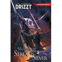 Dungeons & Dragons: The Legend of Drizzt, Volume 5: Streams of Silver, Hæfte