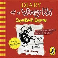 Diary of a Wimpy Kid: Double Down (Diary of a Wimpy Kid Book 11), Lydbog CD