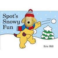 Spot's Snowy Fun Finger Puppet Book, Indbundet