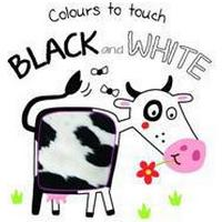 Colours to Touch: Black and White, Indbundet