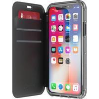 Griffin Survivor Clear Wallet Case (iPhone X)