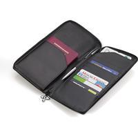 Rejsepung - plads til pas, billetter og kreditkort