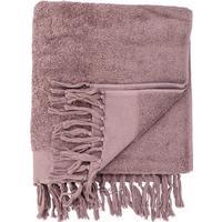 Bloomingville Day Home håndklæde i misty rose (Størrelse: Large)