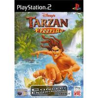 PS2 Tarzan Freeride
