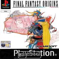 PS1 Final Fantasy Origins