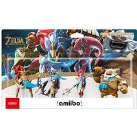 Nintendo Amiibo The Legend of Zelda: Champions Pack - Breath of the Wild