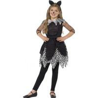 Smiffys Deluxe Midnight Cat Costume