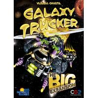 Czech Games Edition Galaxy Trucker: The Big Expansion