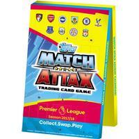 Topps Adventkalender - Topps Match Attax Premier League 2017-18