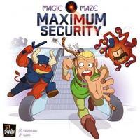 Sitdown Magic Maze Maximum Security