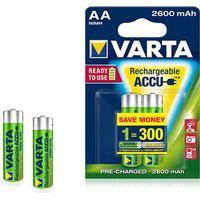Varta Accu AA 2600mAh 2-pack