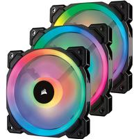 Corsair LL120 Dual Light Loop LED RGB 120mm Three Pack