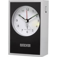 Eurochron DCF Väckarklocka Eurochron EFW 7000 Silver, Svart