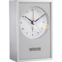 Eurochron DCF Väckarklocka Eurochron EFW 7001 Silver