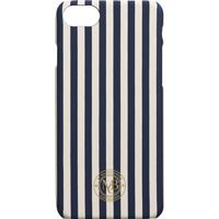 By Malene Birger Pamsy Striped Cover (iPhone 7/8)