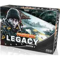 Pandemic Legacy Season 2 Black (Engelska)