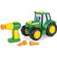 Tomy Bygg en Johnny Traktor