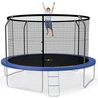 Jumpking Deluxe Trampolin - Diameter 4,3 meter