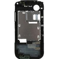 Nokia 5200/5300 Mellemcover - sort