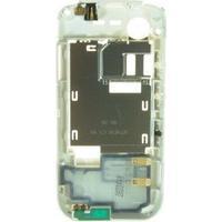 Nokia 5200/5300 Mellemcover - hvid